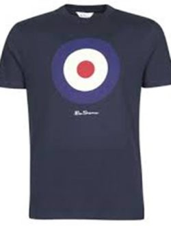 Ben Sherman Navy Target To Use