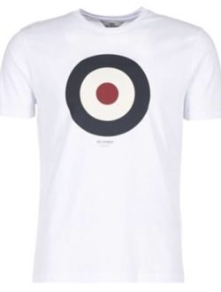Ben Sherman White Target To use
